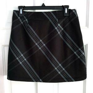 Athleta Fleece-Lined Mini Skirt